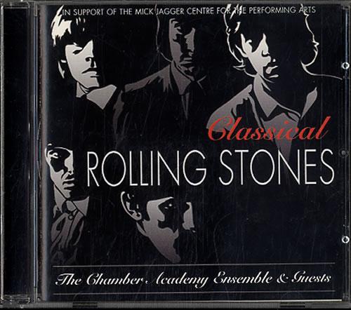 Rolling Stones Classical Rolling Stones 2001 UK CD album PLSCD389