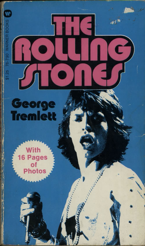 Rolling Stones The Rolling Stones Story 1974 USA book 0860071286