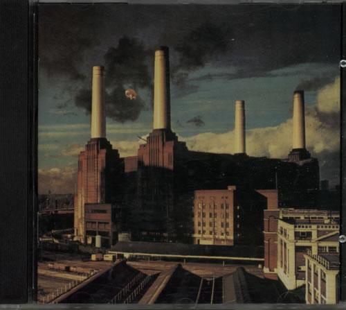 Pink Floyd - Animals Record