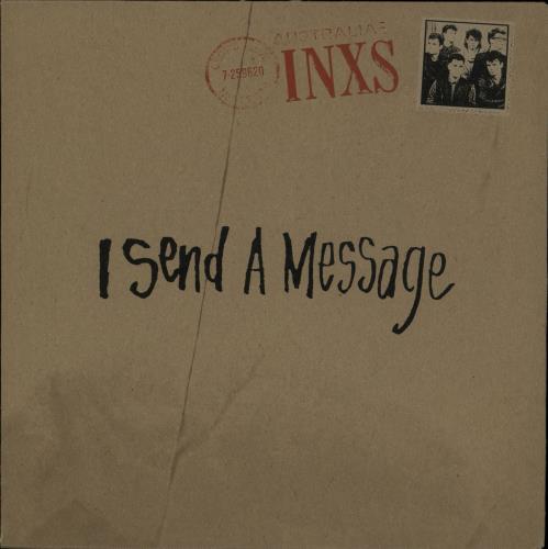 I Send A Message