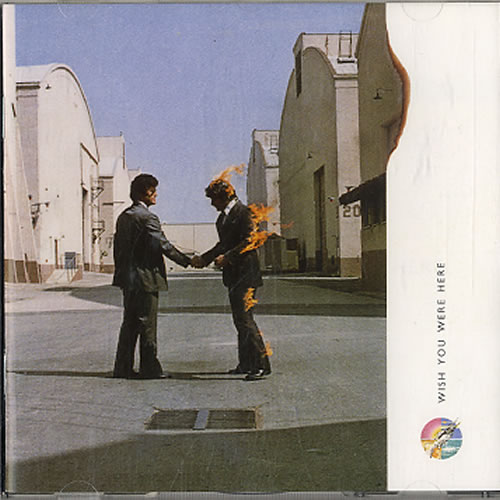Pink Floyd - Wish You Were Here Record