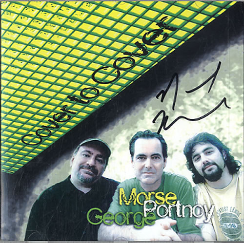 Image of Neal Morse Cover To Cover - Autographed 2006 USA CD-R acetate CD-R