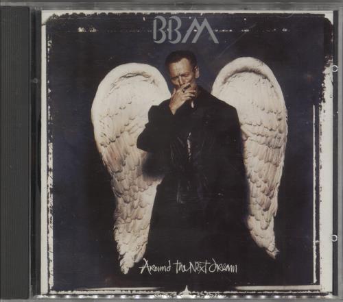 BBM Around The Next Dream - 1st 1994 UK CD album CDV2745