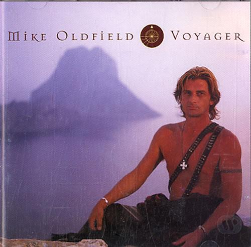 Mike Oldfield Voyager 1996 German CD album 0630-15896-2