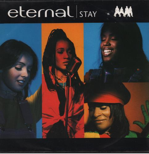 Eternal - Stay CD