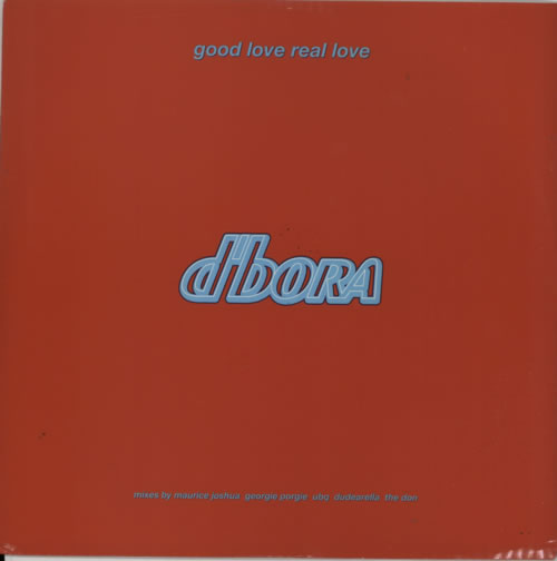 Dbora Good Love Real Love 1996 UK 12 vinyl MCST40023