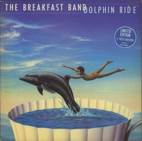 The Breakfast Band Dolphin Ride 1982 German vinyl LP IOU001