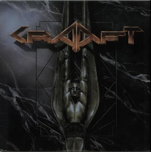 Craaft Craaft 1989 Canadian vinyl LP 96391R