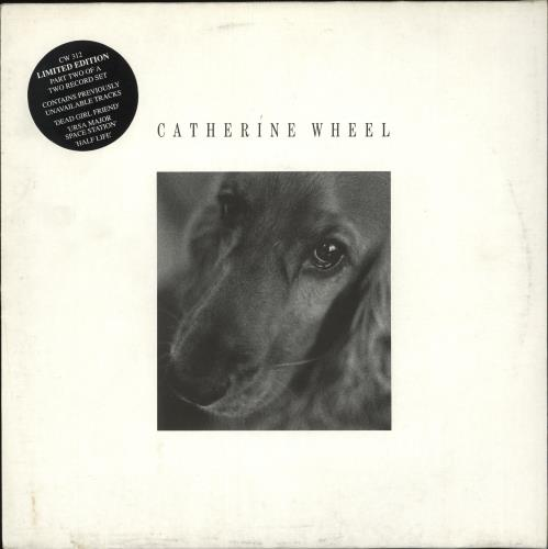 Catherine Wheel I Want To Touch You  2nd 1992 UK 12 vinyl CW312