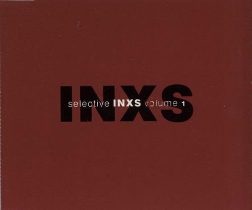 Inxs Selective INXS  Vol 1 2 & 3  Set of Three Promotional CD Singles 1990 UK 3CD set 875839287584128432