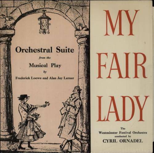 Lerner & Loewe - My Fair Lady Record