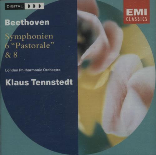 Beethoven, Ludwig Van - Symphonien 6 'pastorale' & 8