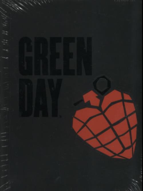 Green Day Green Day Address Book  Sealed 2004 UK memorabilia PROMOTIONAL