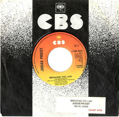 Judas Priest - Breaking The Law - Jukebox