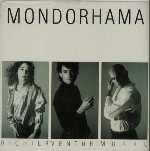 Mondorhama Mondorhama  Sealed 1985 Italian vinyl LP PL70611
