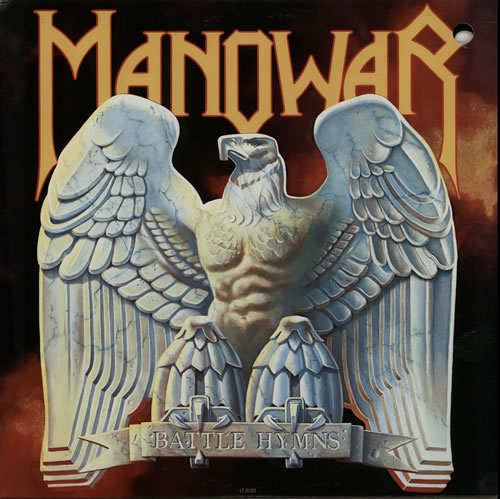 Manowar - Battle Hymns LP
