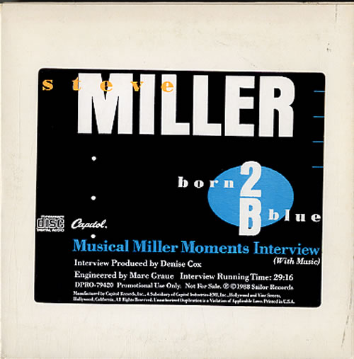 Musical Miller Moments Interview