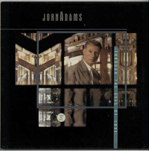 John Adams Through The Eyes Of Love 1985 Dutch 12\