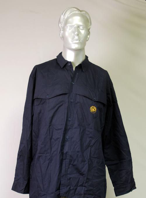 Cliff Richard 30 Years  Navy Shirt UK clothing SHIRT