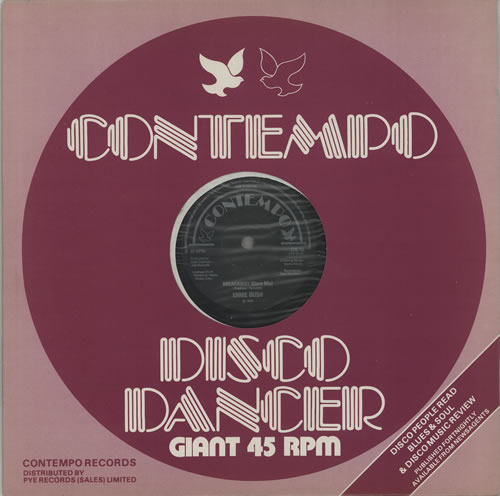 Ernie Bush Breakaway (Disco Mix) 1975 UK 12\