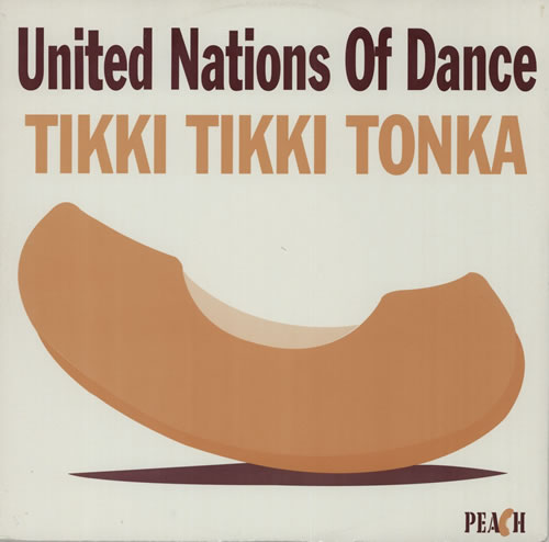 United Nations Of Dance Tikki Tikki Tonka 1994 UK 12\
