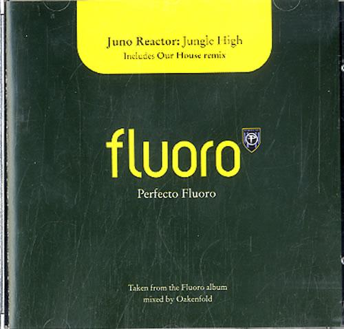 Paul Oakenfold Fluro (Part 3) 1997 UK 3CD set 0630169232