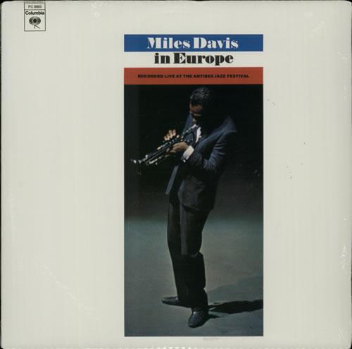 Davis, Miles - In Europe - Sealed