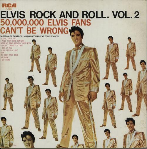 Presley, Elvis - Rock And Roll Vol.2