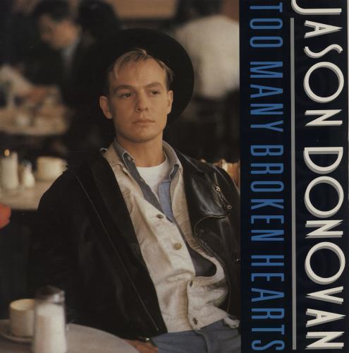 Too Many Broken Hearts - Donovan, Jason