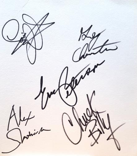 Signed Card