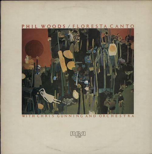 Woods, Phil - Floresta Canto Album