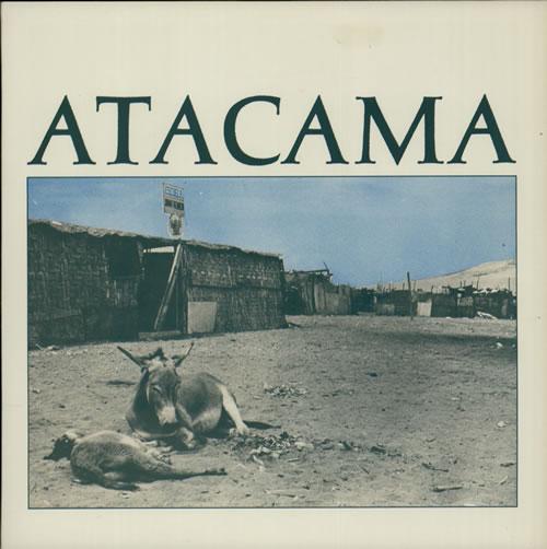 Atacama Atacama 1970 Swedish vinyl LP MNWL10P