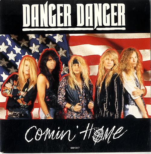 Danger Danger - Comin' Home CD