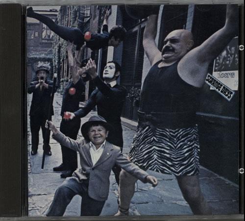 The Doors Quantity of Six CD Albums German CD album 6 CD ALBUMS