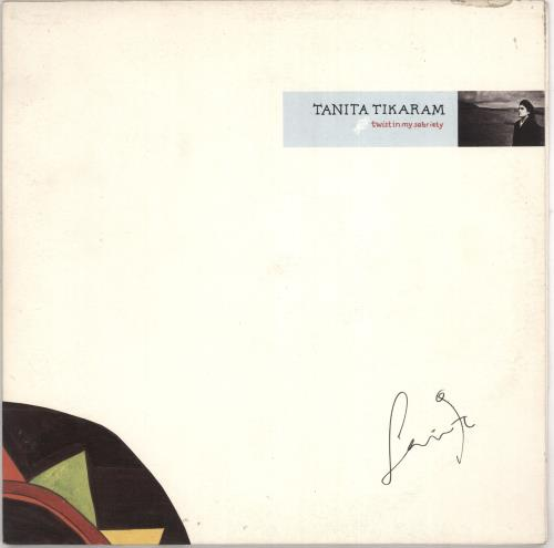 Tanita Tikaram Twist In My Sobriety 1988 UK 10 vinyl YZ321TE