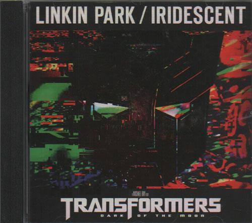 Linkin Park Iridescent 2011 German CD single PRO16919