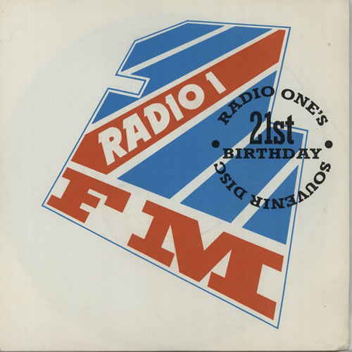 VariousFilm Radio Theatre & TV Radio Ones 21st Birthday Souvenir Disc 1988 UK 7 vinyl BBCR1