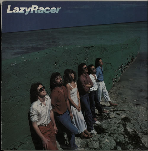 Lazy Racer Lazy Racer 1979 UK vinyl LP AMLH64768