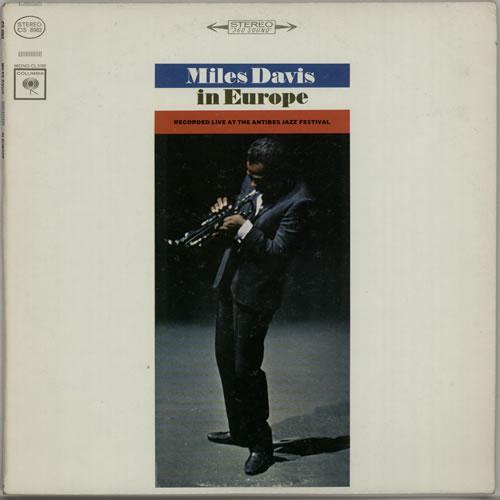 Davis, Miles - In Europe - 360 - Black / Wol