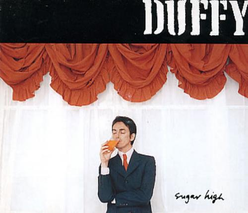 Stephen Tintin Duffy Sugar High 1995 UK CD single DUFF002CD