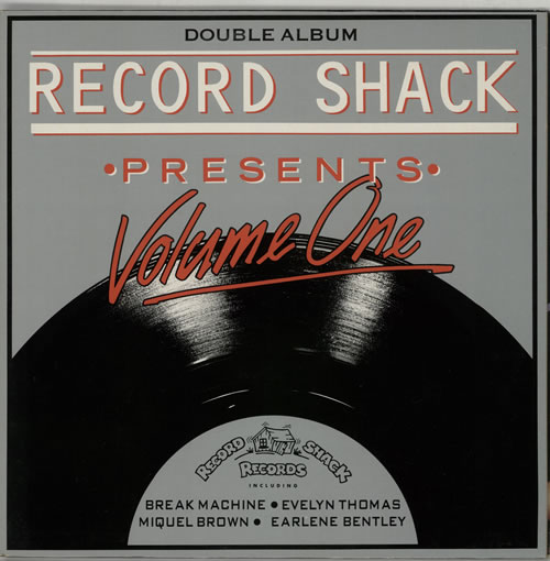 VariousPop Record Shack Presents  Volume One 1984 UK 2LP vinyl set RSTV1