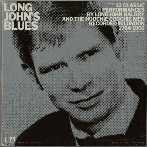 Long John's Blues - Baldry, Long John