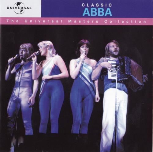 Abba Classic ABBA 1999 UK CD album 5432072