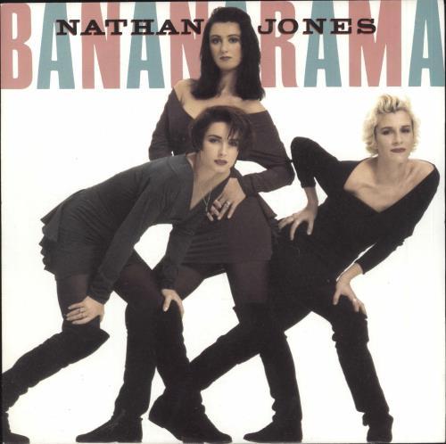 Bananarama - Nathan Jones Vinyl