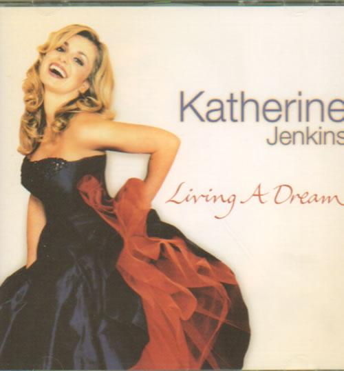 Katherine Jenkins Living A Dream 2005 UK CD album 4763063