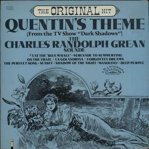 Charles Randolph Grean - Quentin's Theme