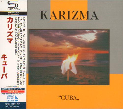 Karizma Cuba 2011 Japanese SHM CD WQCQ251