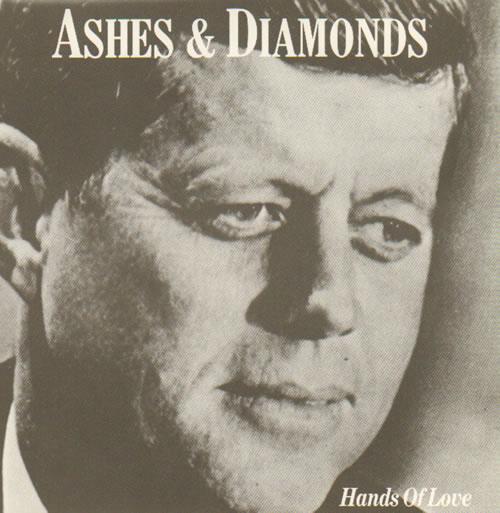 Ashes And Diamonds Hands Of Love 1990 UK 7 vinyl RIZ101