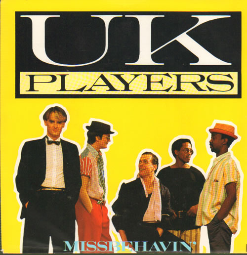 UK Players Missbehavin 1980 UK 7 vinyl AMS8238
