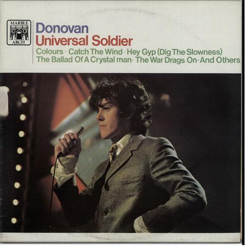 Donovan - Universal Soldier EP